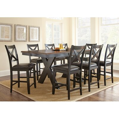 Violante Counter Height Dining Table by Alcott Hill