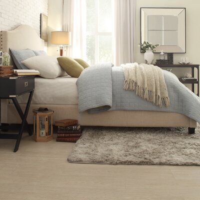 Leona Platform Bed with Complete Euro Slats by Alcott Hill