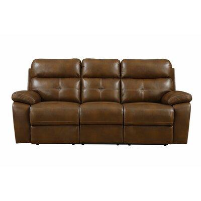 Motion Power Reclining Sofa by Alcott Hill