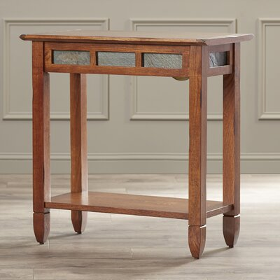 Beulah Chairside Table by Alcott Hill