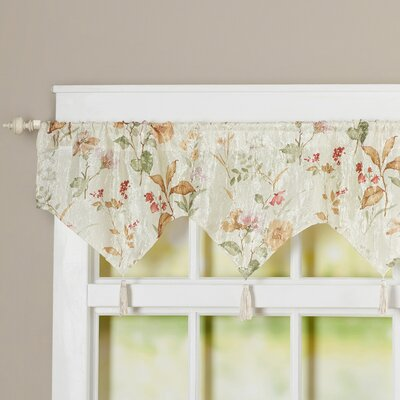 Triple Ascot Curtain Valance Product Photo