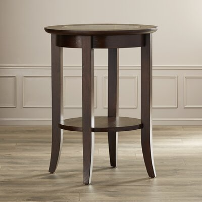 Wesley End Table by Alcott Hill