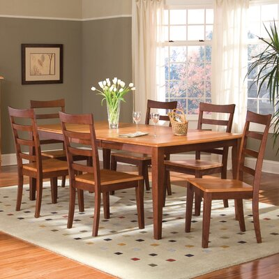 August Extendable Dining Table by Charlton Home