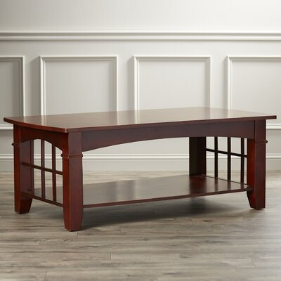 Anthony Coffee Table by Charlton Home