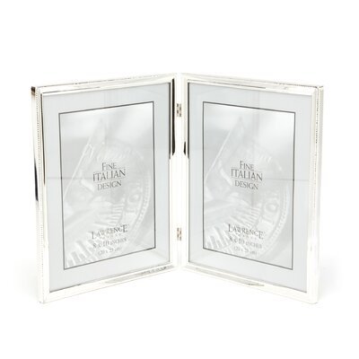 Saunterton Traditional Hinged Double Picture Frame by Charlton Home