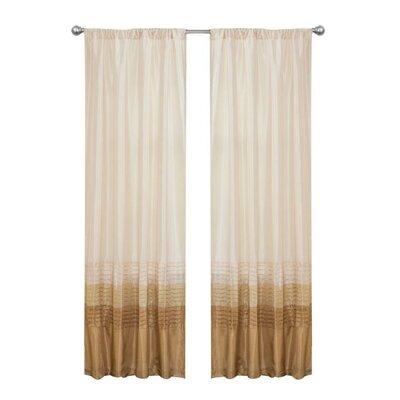 Panshawe Rod Pocket Curtain Panel (Set of 2) Product Photo