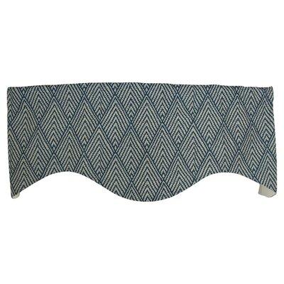 "Hanover Tahitian Stitch 50"" Curtain Valance Product Photo"