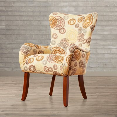 Cantrell Arm Chair by Varick Gallery