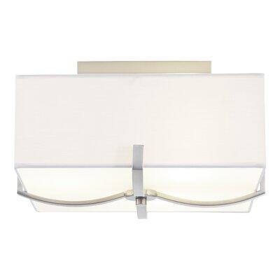 Soho 3-Light Flush Mount Product Photo