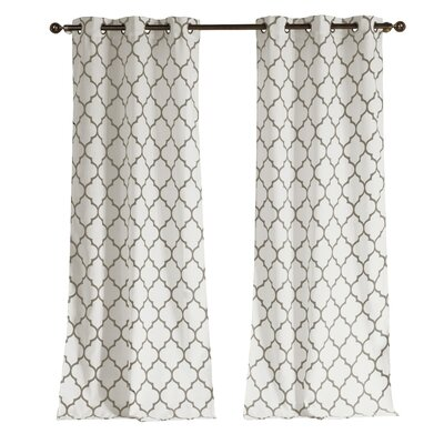 Cervantes Curtain Panel Pair (Set of 2) Product Photo
