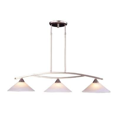 Adamo 3-Light Pendant Product Photo