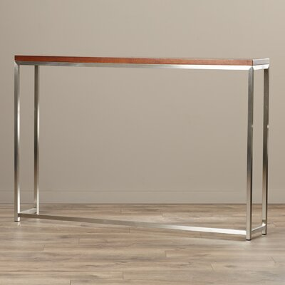 Gordonsville Tall Console Table by Wade Logan