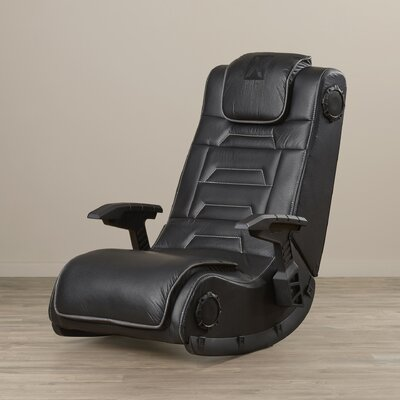 Keith Wireless Video Gaming Chair by Wade Logan