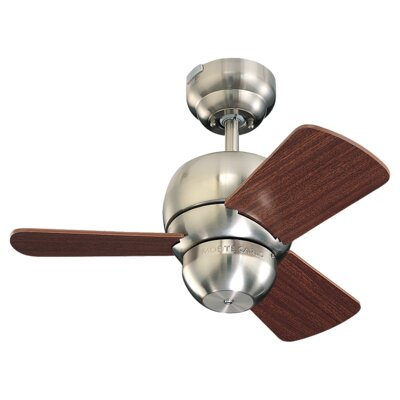 "24"" Alexia 3-Blade Ceiling Fan Product Photo"