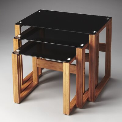 3 Piece Nesting Tables by Langley Street