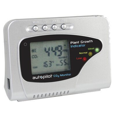 Desktop CO2 Monitor Product Photo