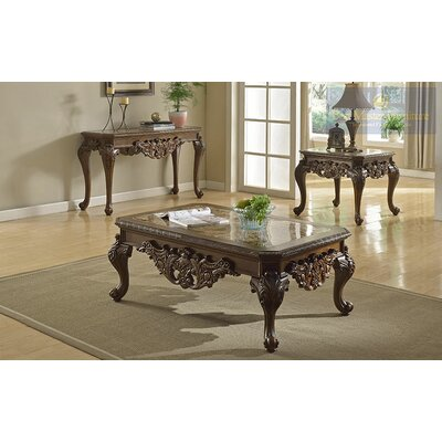 piece coffee table set by bestmasterfurniture