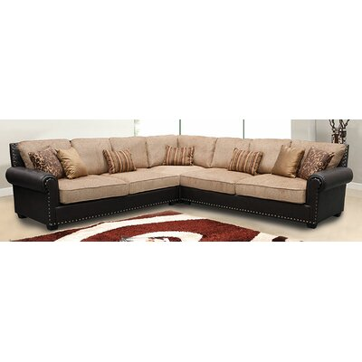 Reversible Sectional by BestMasterFurniture