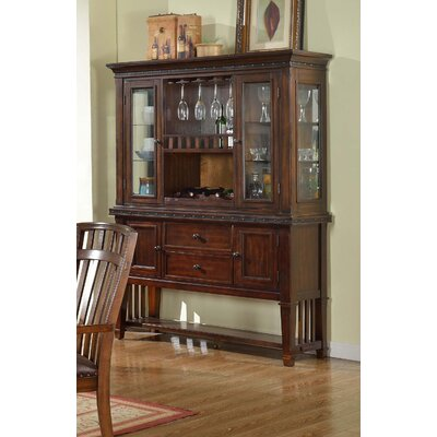 Zion China Cabinet by BestMasterFurniture