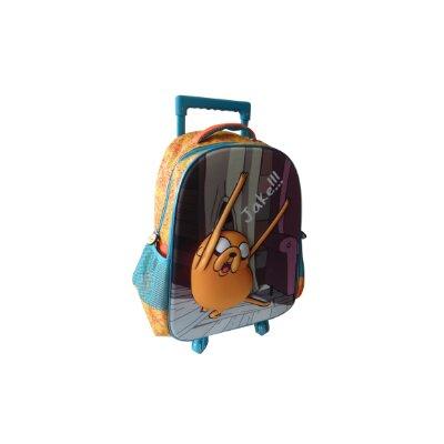Jake Rocks! Rolling Backpack by Adventure Time