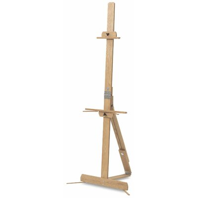 Professional Single Mast Easel by American Easel