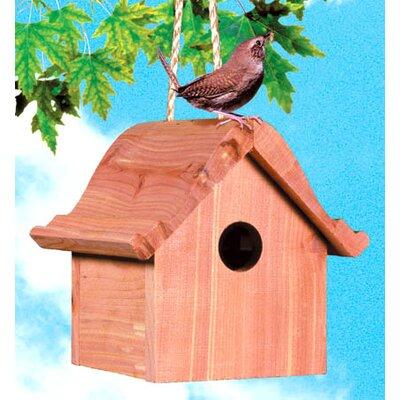 Woodstream Wren Home Hanging Aromatic Birdhouse