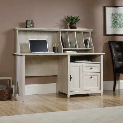 Toulouse Computer Desk with Hutch by Lark Manor