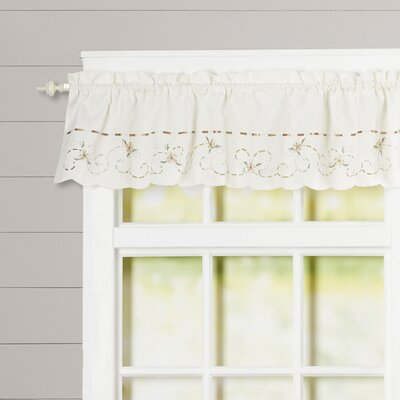 "Rod Pocket Tailored 60"" Curtain Valance Product Photo"