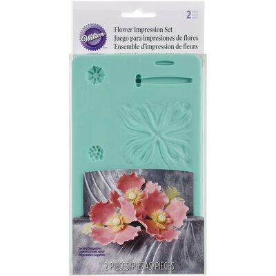 Flower Impression Mold by Wilton