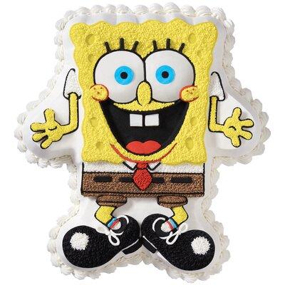Sponge Bob Novelty Cake Pan by Wilton
