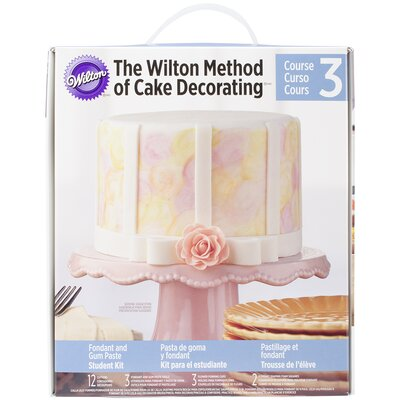 Student Decorating Course 3 Kit by Wilton