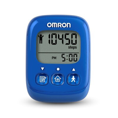 Alvits - Tri Axis Pedometer with Steps by Omron