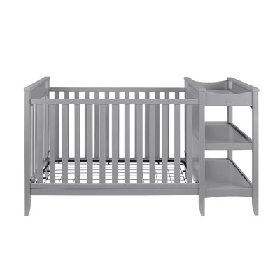 Emma 2-in-1 Convertible Crib by Baby Relax