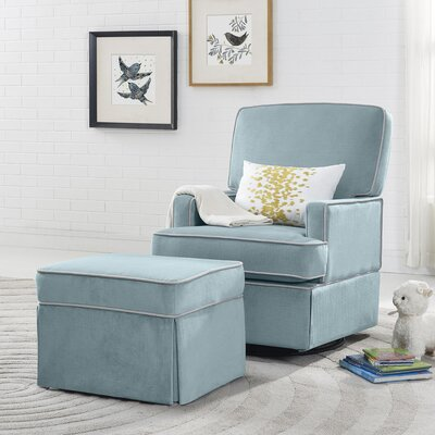 Gliding Ottoman by Baby Relax