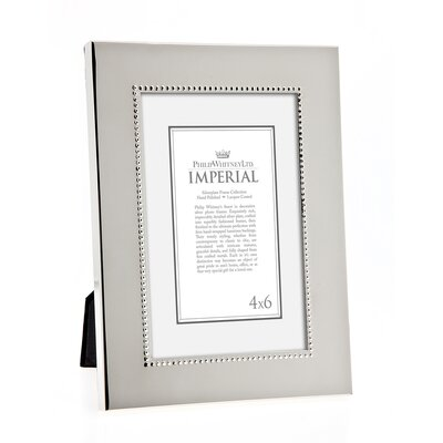 Imperial Bead Picture Frame by Philip Whitney