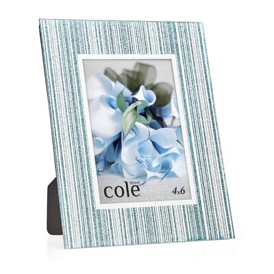 Stripe Glitter Picture Frame by Philip Whitney