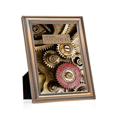 Double Bead Picture Frame by Philip Whitney