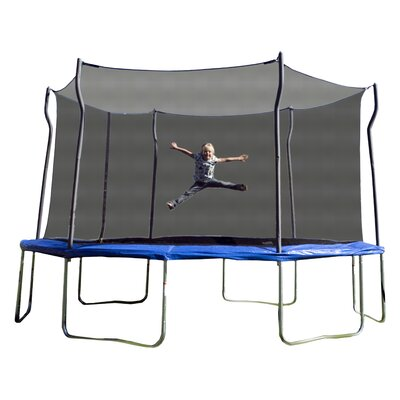 Kinetic 14' Trampoline and Enclosure Set Product Photo