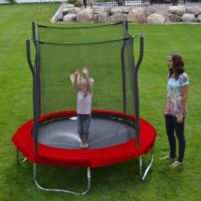 "84"" Trampoline and Enclosure Product Photo"