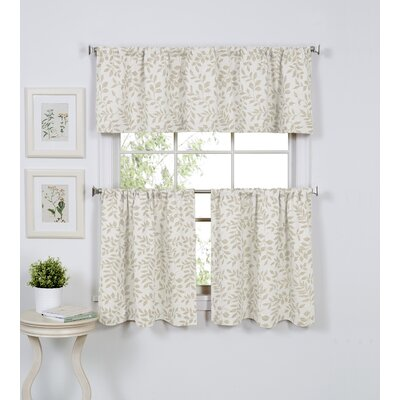 "Serene 60"" Curtain Valance Product Photo"