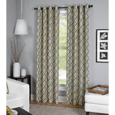 Creston Window Curtain Panel Product Photo