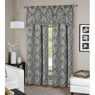 "Camilla 60"" Window Curtain Valance Product Photo"