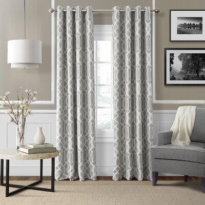 Harper Single Curtain Panel Product Photo