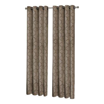 Parma Single Curtain Panel Product Photo