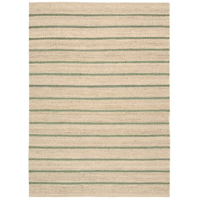 Paradise Garden Striped Rug by Nourison