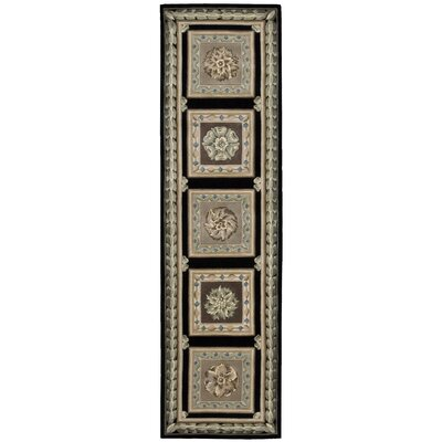 Versailles Palace Black Area Rug by Nourison