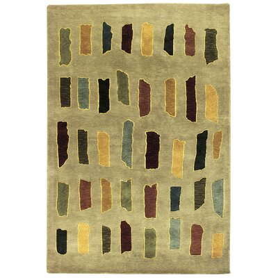 Kalahari Hand Tufted Multicolor Area Rug by Nourison