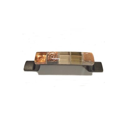 Copper Creek 3 Cabinet/Drawer Pull by Glace Yar