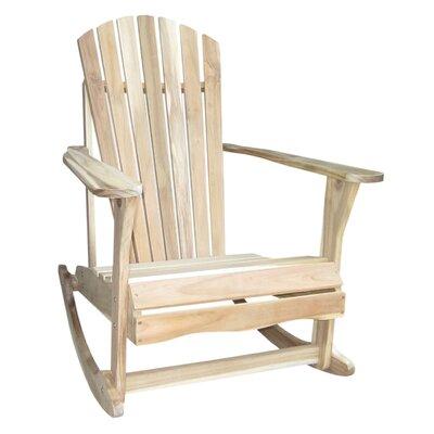 Furniture Traditional Adirondack Chair & Reviews  Wayfair
