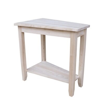Keystone End Table by International Concepts